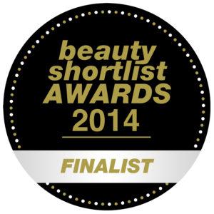 Beauty Shortlist Finalist Logo