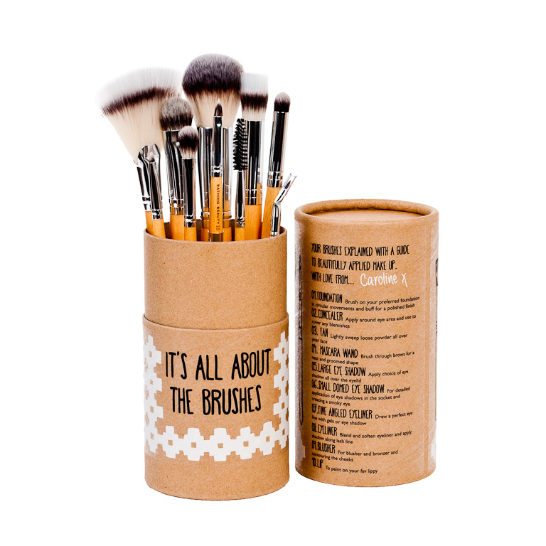 Vegan, Cruelty Free Make up brushes
