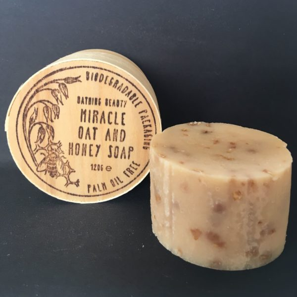 Miracle Oat and Honey Soap