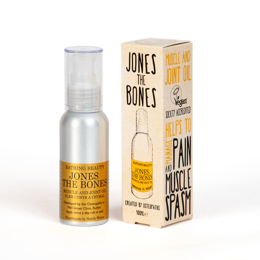 Jones the Bones Muscle & Joint Oil