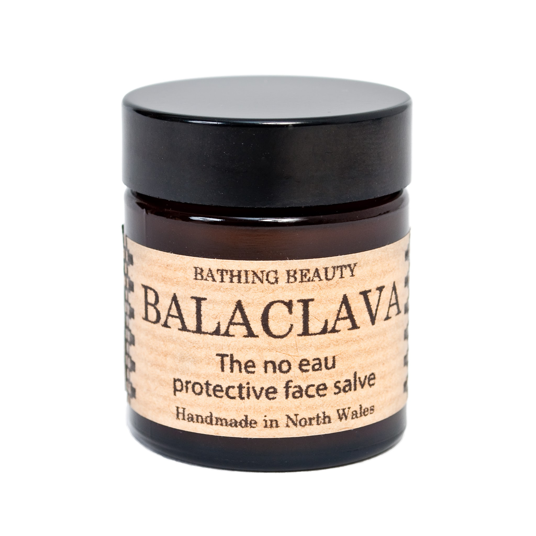 Balaclava, protective face salve