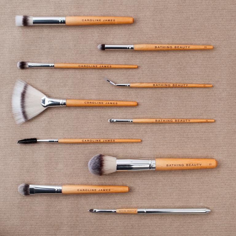 10 Vegan Cruelty Free Make Up Brushes