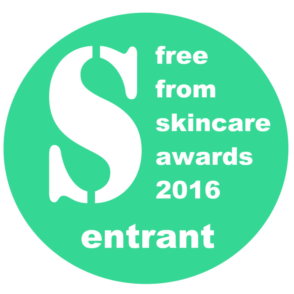 And Personal Ladies Shave Oil entered in 2016 FreeFrom Skincare Awards