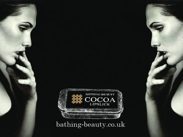 Cocoa lipslick