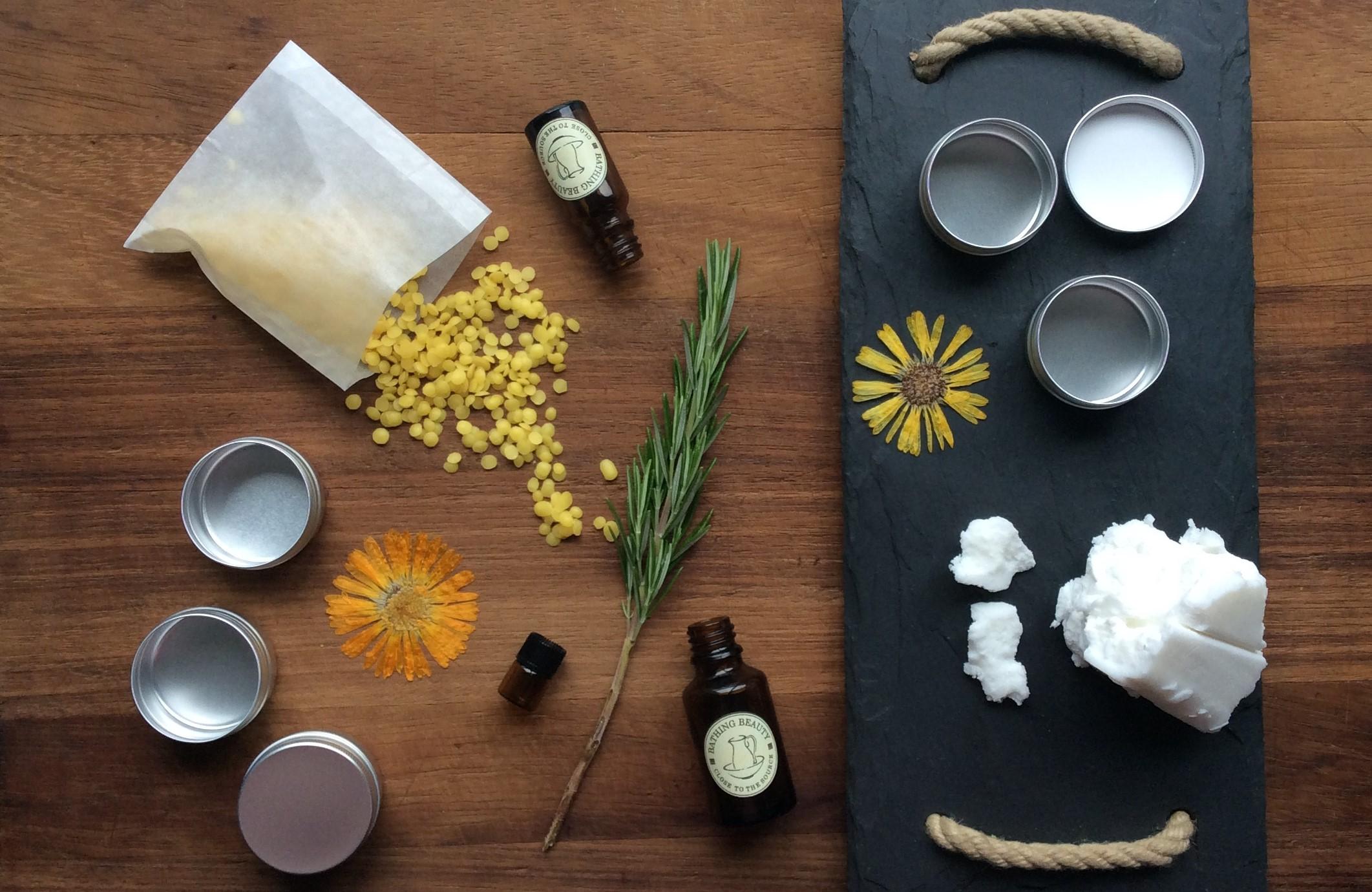 Bathing Beauty Ingredients