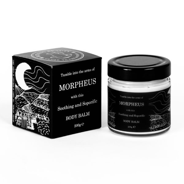 A sleep enhancing Body Balm