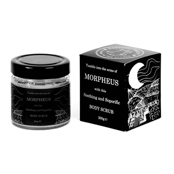 Morpheus Sleep Enhancing Body Scrub
