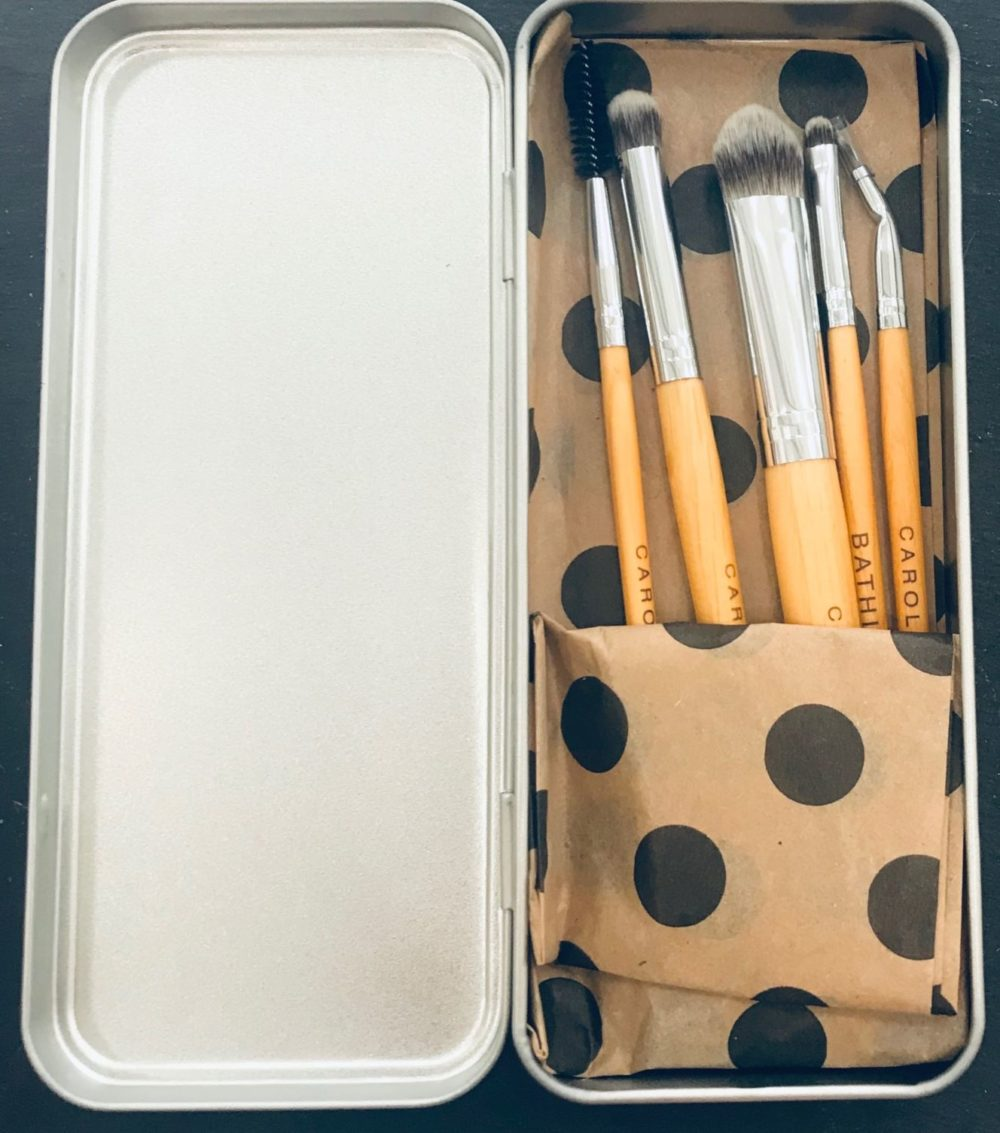 It's All About The Eyes make-up brushes