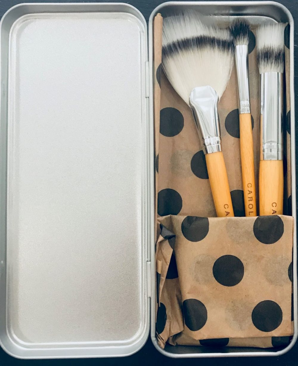 It's All About The Face make-up brushes